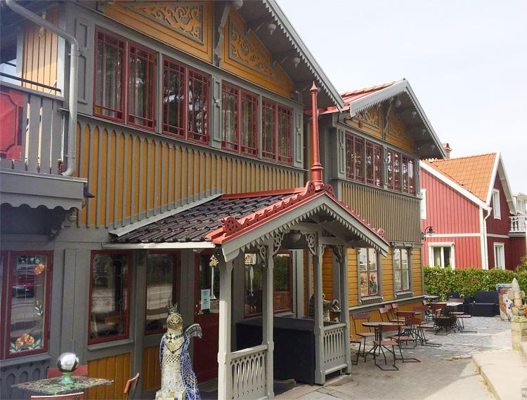 Nymans cafe Karlsborg